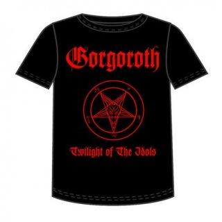 GORGOROTH Twilight of the Idols, Tシャツ