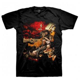 HATE ETERNAL Infernus Album Cover, Tシャツ