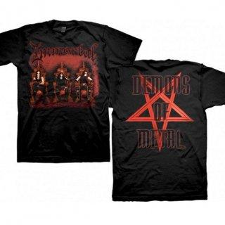 IMMORTAL Demons of Metal, Tシャツ