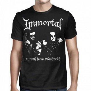 IMMORTAL Wrath from Blashyrkh, Tシャツ