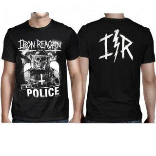 IRON REAGAN Riot Cop, Tシャツ