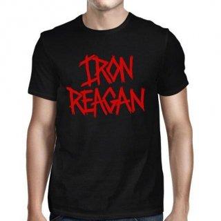 IRON REAGAN Red Logo Capital, Tシャツ
