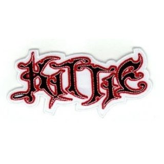 KITTIE Wht Logo, パッチ