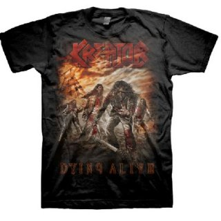 KREATOR Dying Alive, Tシャツ