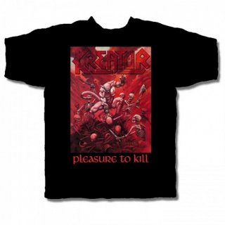 KREATOR Pleasure To Kill 2, Tシャツ