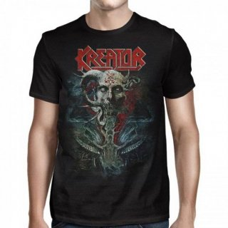 KREATOR Satan is Real, Tシャツ