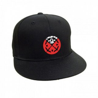 LIFE OF AGONY Embroidered Snapback, キャップ