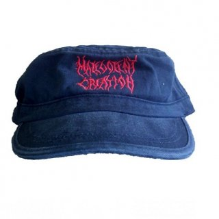 MALEVOLENT CREATION Military Cap Emb Logo, キャップ