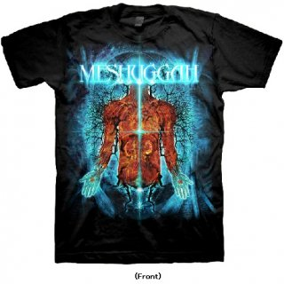 MESHUGGAH Branches of Anatomy, Tシャツ