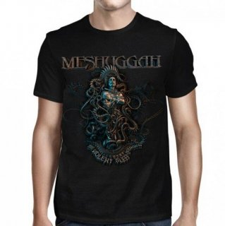 MESHUGGAH The Violent Sleep, Tシャツ