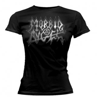 MORBID ANGEL Logo, レディースTシャツ