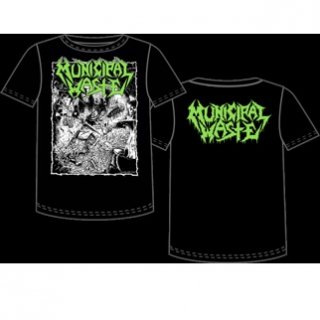 MUNICIPAL WASTE Waste Hunter, Tシャツ