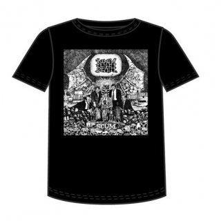 NAPALM DEATH Scum Original Art, Tシャツ