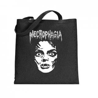NECROPHAGIA Face, トートバッグ