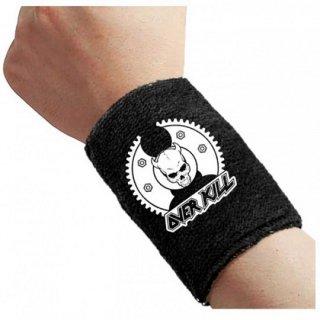 OVERKILL Gear Skull, リストバンド