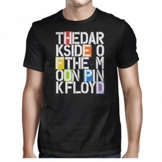 PINK FLOYD Stencil Letters, Tシャツ