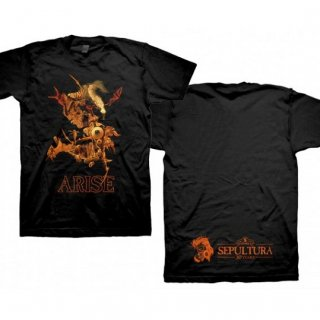 SEPULTURA Arise 30 Years, Tシャツ