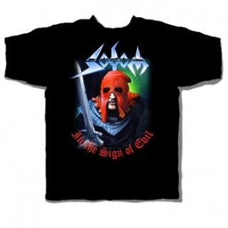SODOM In The Sign Of Evil, Tシャツ