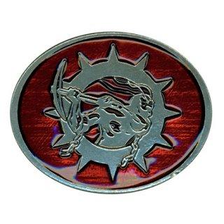 SOILWORK Hammerman Logo, ベルトバックル