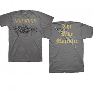 SOILWORK The Ride Majestic Charcoal, Tシャツ
