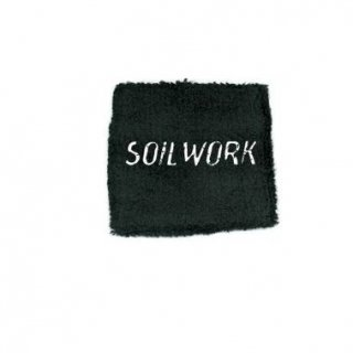 SOILWORK Embroidered Logo, リストバンド
