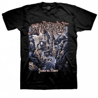 SUFFOCATION Souls to Deny, Tシャツ