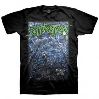 SUFFOCATION Pierced From Within, Tシャツ