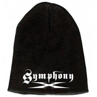 SYMPHONY X Embroidered Logo, ニットキャップ