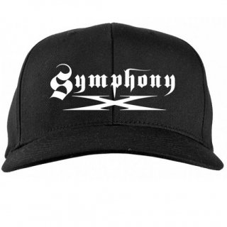 SYMPHONY X Embroidered Logo, キャップ