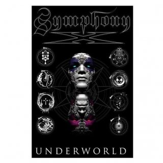 SYMPHONY X Underworld Album Cover, 布製ポスター