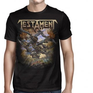 TESTAMENT Formation of Damnation 2016 Dates, Tシャツ
