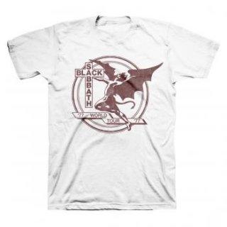 BLACK SABBATH World Tour 77, Tシャツ