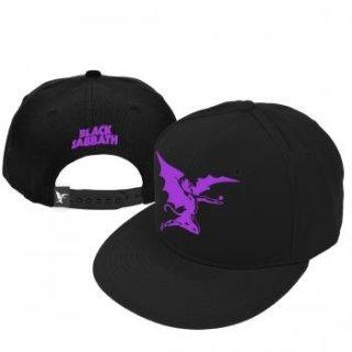 BLACK SABBATH Purple Angel, キャップ