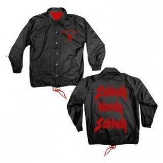 BLACK SABBATH Bloody Sabbath, コーチジャケット