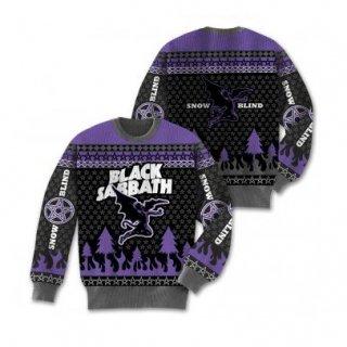 BLACK SABBATH Snow Blind_Emp, セーター
