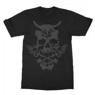 BLACK VEIL BRIDES Skull Keys, Tシャツ