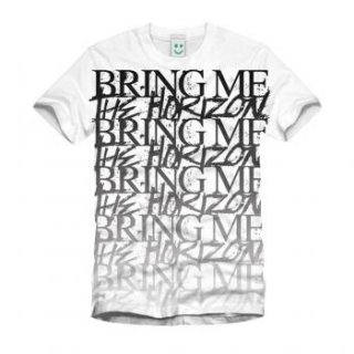 BRING ME THE HORIZON  Bmth Stacked, Tシャツ