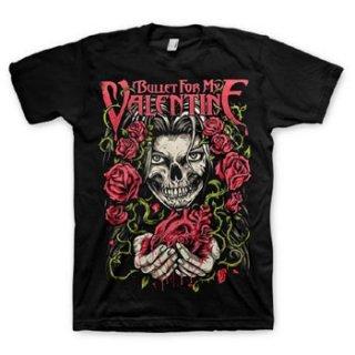 BULLET FOR MY VALENTINE Bleeding Heart, Tシャツ