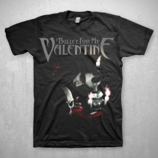 BULLET FOR MY VALENTINE Dead Sleep, Tシャツ