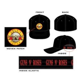GUNS N' ROSES Bullet Logo, キャップ