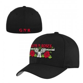 GUNS N' ROSES Roses And Pistols, キャップ