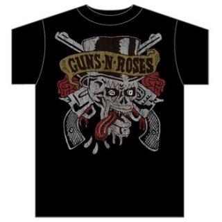GUNS N' ROSES Tongue Skull, Tシャツ