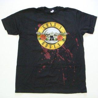 GUNS N' ROSES Bloody Bullet, Tシャツ
