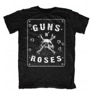 GUNS N' ROSES Street Sign Spencer, Tシャツ