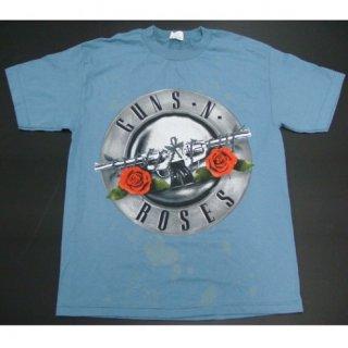 GUNS N' ROSES Faded Roses, Tシャツ