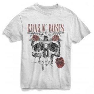 GUNS N' ROSES Flower Skull, Tシャツ