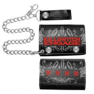 KILLSWITCH ENGAGE Logo And Xs, 財布