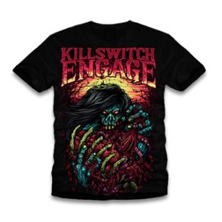 KILLSWITCH ENGAGE Guts, Tシャツ