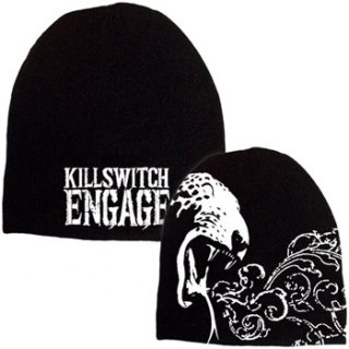 KILLSWITCH ENGAGE Leopard, ニットキャップ