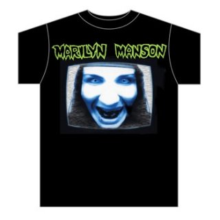 MARILYN MANSON Mmtv, Tシャツ